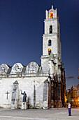 St. Francisco de Asís Basilica, Plaza de San Francisco, Altstadt, Zentrum, Habana Vieja,  Havanna, Republik Kuba, karibische Insel, Karibik