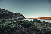 tents, greenland, arctic.