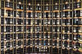 La Cite du Vin, The city of wine, wine cellar, show room,  Bordeaux, Frankreich, Bordeaux, France
