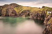 Carrick-a-Rede rope brdige, Northern Ireland, United Kingdom, Europe