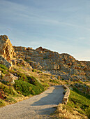 La Tour of Bonifacio, Corsica, France L'Ile Rousse