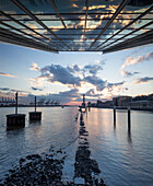 Dockland, Hamburger Habour, HafenCity, Elbe, Hamburg-Center, Hamburg, northern Germany, Germany