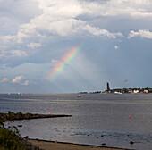 Laboe, Kieler Förde, Ostsee, Friedrichsort, Kiel, Schleswig-Holstein, Deutschland