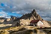Sesto Dolomites, Trentino Alto Adige, Italy, Europe.