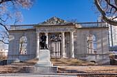 Rodin Museum, Philadelphia, USA.