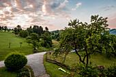 hilly landscape, Austria, Europe
