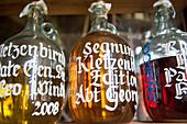 bottles, liqueur, Austria, Europe