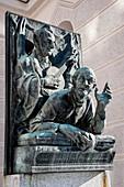 Joseph Mohr, Franz Gruber, Gedenktafel, Stille Nacht, heilige Nacht, Weihnachten, katholisches Brauchtum, Weihnachtszeit, christliches Brauchtum, St. Nikolaus, Oberndorf, Österreich, Europa