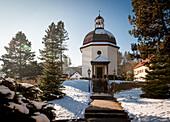 Stille Nacht, Museum, Kapelle,  katholisches Brauchtum, Weihnachtszeit, christliches Brauchtum, Oberndorf, Österreich, Europa