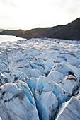Grewingk Glacier, Alaska, Kenai Mountains, Kachemak Bay State Park