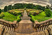 Peggy Rockefeller Rose Garden, New York Botanical Garden; Bronx, New York, United States Of America