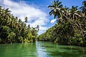 Loboc River; Bohol, Central Visayas, Philippines