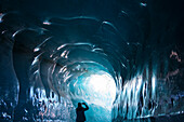 Mer De Glace, Ice Cave; France