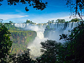 Iguazu Falls, Iguazu National Park; Argentina