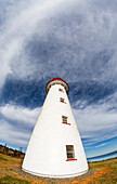 Lighthouse At Prim Point; Prince Edward Island, Canada