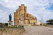 Iglesia de Santa Maria de la Asuncion; Castro Urdiales, Cantabria, Spain