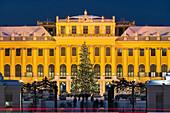 Schönbrunn castle, Schloss Schönbrunn, 14. Hietzing district, Vienna, Austria Vienna, Austria The