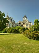 Schloss Grafenegg, Grafenegg, Lower Austria, Austria