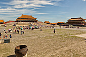 Asia,Asian,East Asia,China,Beijing,Gate of supreme harmony
