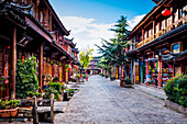 Old Town of Lijiang, Yunnan Province, China, Asia, Asian, East Asia, Far East