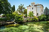 Isle sur la Sorgue,Provence,France