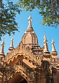 Ornate pagoda
