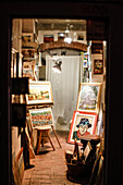 Artists Studio, Florence, Italy, Toscany, Europe