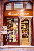 Bruno e Franco - La Salumeria Bologna, vie Guliermo Oberdan, Bologna, Emilia-Romagna, Italy, Europe