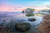 Kukup Beach, Yogyakarta, Java, Indonesia, Asia.