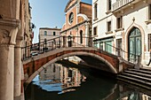 Afternoon in Cannaregio district of Venice.