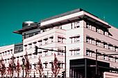 Berlin Holocaust new American Embassy