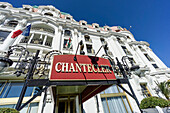 Hotel Negresco, Restaurant Chantecler, Nice, Alpes Maritimes, Provence, French Riviera, Mediterranean, France, Europe