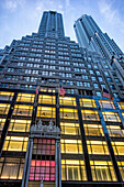 Fuller building, Upper East Side, Manhattan, NYC