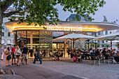 Collana Bar Restaurant , Zurich Opera House, Zurich, Switzerland