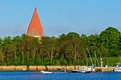Insel Poel, village Kirchdorf, Ostseeküste, Mecklenburg-Western Pomerania Germany