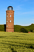 Lighthouse of Cape Arkona, Rügen, Baltic Sea Coast, Mecklenburg-Vorpommern, Germany
