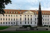 University, Caspar David Friedrich Bildweg, Greifswald, Ostseeküste, Mecklenburg-Western Pomerania Germany