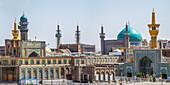 Holy Imam Reza Shrine of Mashhad, Iran, Asia