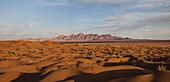 Sanddunes of Dasht-e Kavir desert, Iran, Asia
