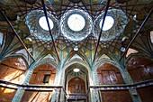 Dome of Bazaar of Esfahan, Iran, Asia