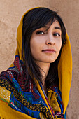 Young and modern Iranian woman, Iran, Asia