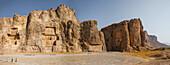 Necropolis of Naqsh-e Rostam, Iran, Asia