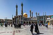 Holy shrine of Qom, Iran, Asia