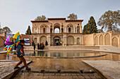 Shahzdeh garden next to Mahan, Iran, Asia