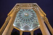 Tomb of Hafez in Shiraz, Iran, Asia