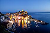La Spezia along the Cinque Terre, Italy, Europe
