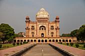 Safdarjung tomb in Delhi, India, Asia
