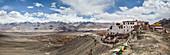 Matho monastery in Ladakh, India, Asia
