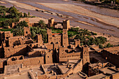 Fortified village Ait Ben Haddou, Morocco, Africa