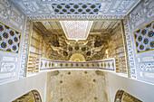 Bibi Khanum tomb in Samarkand, Uzbekistan, Asia